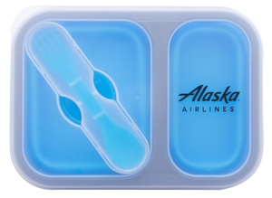 Alaka Airlines Collapsible Snack Trays
