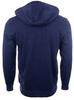 Unisex New Era Tri-Blend Fleece Full-Zip Hoodie image 2