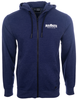 Unisex New Era Tri-Blend Fleece Full-Zip Hoodie image 1