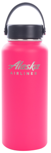 Alaska Airlines 32oz Hydro Flask