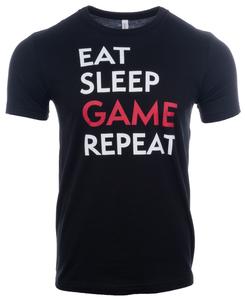 Eat Sleep Game Tee