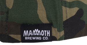 5-Panel Cotton Twill Pinch Front Cap – Patch