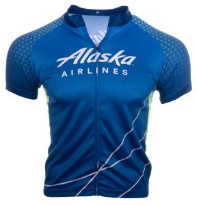 Alaska Airlines Bike Jersey Unisex