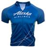 Alaska Airlines Bike Jersey Unisex  image 1