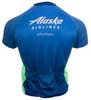 Alaska Airlines Bike Jersey Unisex  image 2