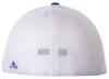 Jeb Burton #8 Blue/White Fitted Cap image 4