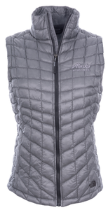 Alaska Airlines Vest Ladies The North Face ThermoBall Trekker