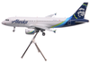 Alaska Airlines Model 1/200 scale Gemini A319 Standard Livery image 1