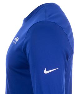Unisex Nike Dri-FIT Cotton/Poly Long Sleeve Tee