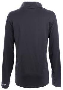 Alaska Airlines Sweatshirt Ladies Nike Golf Dri-FIT Stretch 1/2 Zip Cover-Up