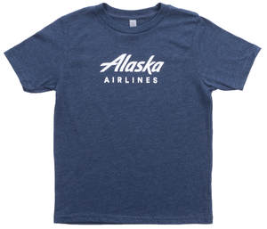 Alaska Airlines T-shirt Youth