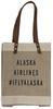 "Alaska Airlines Tote Apolis Tote - 15x12"" image 1"