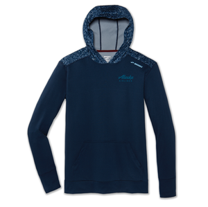 Men's Alaska Airlines Brooks Hoodie
