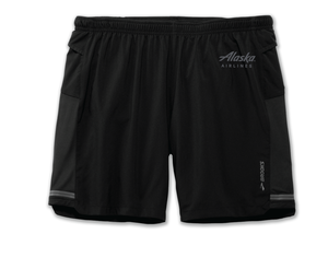 Men's Alaska Airlines Brooks Shorts