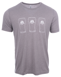 Golden Road Pint Glass Tee - Mint Triblend