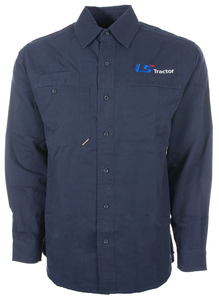 Men's Dri Duck Mason Long-Sleeve Workshirt