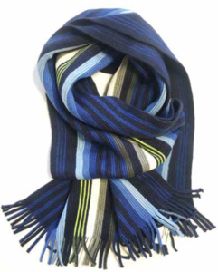 Aero Winter Scarf by Luly Yang - Pre-Order
