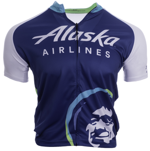 Unisex Biking Jersey