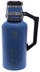64 oz Drink Tank Growlers