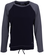 Alaska Airlines Cutter and Buck Response Hybrid Ladies L/S Top image 1