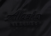Alaska Airlines Jacket Ladies Cutter and Buck Stealth  image 3