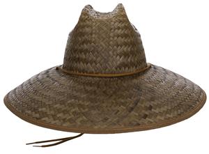 Straw Patch Hat