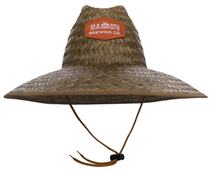 Straw Patch Hat