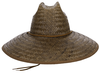 Straw Patch Hat image 4