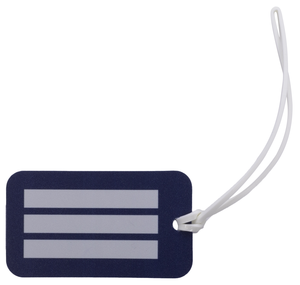 Alaska Airlines Luggage Tag Navy