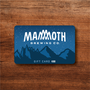 Gift Card - $30.00