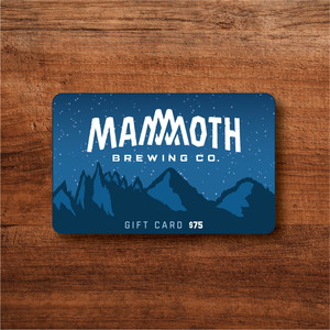 Gift Card - $75.00
