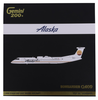 Alaska Airlines Model 1/200 scale Gemini Q400 Horizon Air Retro (Meatball) Livery image 4