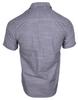 Unisex Burnside Textured Solid Short Sleeve Shirt image 2
