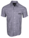 Unisex Burnside Textured Solid Short Sleeve Shirt image 1