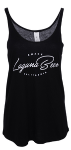 Women's Enjoy Laguna Beer Racerback Tank
