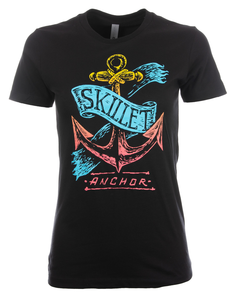 Ladies' Anchor Tee