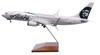 Alaska Airlines Model 1/100 scale Skymarks Supreme 737-800 Employee Powered image 1
