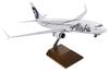 Alaska Airlines Model 1/100 scale Skymarks Supreme 737-800 Employee Powered image 2