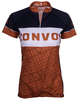 Women's Convoy Bicycling Jersey image 1