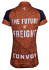 Women's Convoy Bicycling Jersey image 2