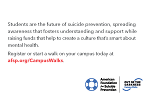 Campus Walks General Postcard (Pack of 25)