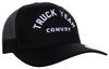 Convoy Truck Yeah Trucker Hat image 2