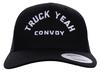 Convoy Truck Yeah Trucker Hat image 1