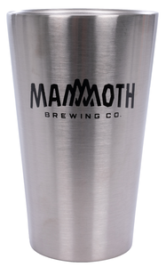 18oz Double Wall Stainless Pint