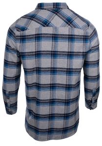 Women's Long Sleeve Flannel Shirt