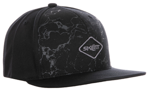 Skillet Patch Snapback Hat