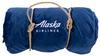 Alaska Airlines Blanket Sherpa image 1