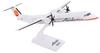 Alaska Airlines Model 1/100 scale Skymarks Q400 Horizon Air Retro (Meatball) Livery image 2