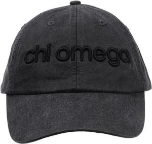 Greek Letters Hat - chi omega