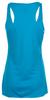 Womens Iconic Blue w/Logo Tank Top image 2